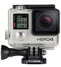 GoPro HERO4 Silver Adventure Unterwasserkameras miteinander vergleichen