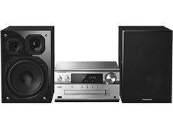 PANASONIC SC PMX 100 BEGS Kompaktanlagen Vergleich