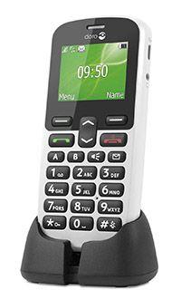Doro PhoneEasy 508 Seniorenhandy   Das richtige Handy für ältere Menschen