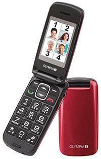 olympia 2157 Seniorenhandy   Das richtige Handy für ältere Menschen