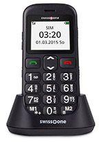 swisstone BBM 320c Seniorenhandy   Das richtige Handy für ältere Menschen