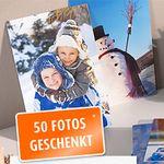 Neukunden: 50 Fotos 📷 im 10er Format bei Pixum   nur 3,99€ Versandkosten