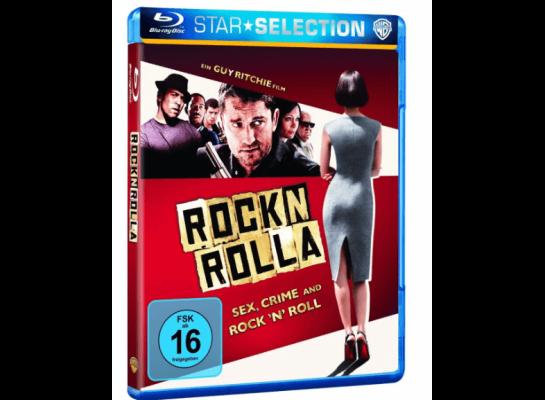 RocknRolla (Blu ray) für nur 4,99€ (statt 9€)