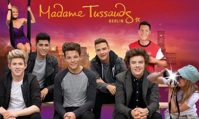 Madame Tussauds Berlin für 12,50€ (statt 22,50€)