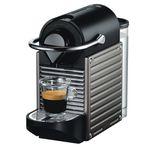 Krups XN 3005 Nespresso Pixie Electric Titan für 79,90€ (statt 94€)