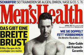 Wieder da! Men's Health für nur effektiv 4€ im Jahresabo (statt 49€)