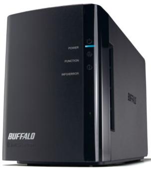 buffalo Buffalo LinkStation Duo NAS mit 6TB für 245,90€ inkl. Versand
