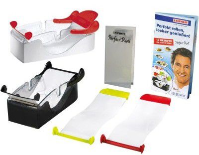 s l1600 e1480175096447 Sushi Maker Set Perfect Roll von Leifheit für 9,99€