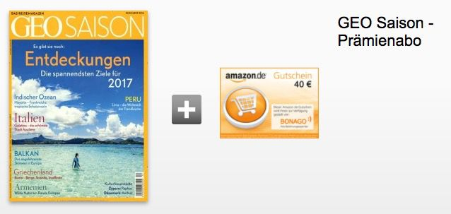 Bildschirmfoto 2016 11 22 um 15.26.40 GEO Saison Jahresabo für effektiv 38€
