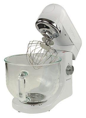 Kenwood KMX50WG Küchenmaschine mit Glas Rührschüssel für 199€ (statt 223€)