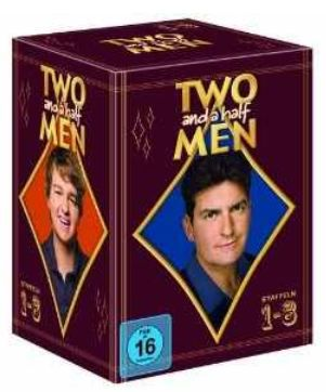 Two and a half Men Superbox   die kompletten Staffeln mit Charlie Sheen: 1 8 für 64,92€