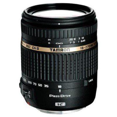Schnell sein! SLR Objektiv: Tamron 18 270mm (3,5   6,3) für Nikon und Canon für 260,10€ (statt 294€)