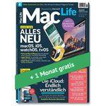 Mini Abo: 4 Ausgaben Mac Life im Wert von 27,60€ mit 3,90€ Gewinn!