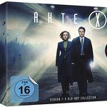 Akte X – Staffel 1 – 9 (Blu-Ray) für 65€ (statt 80€)