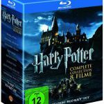 Harry Potter – Complete Collection auf Blu-ray für 19,85€ (statt 34€)