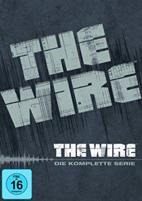 The Wire Staffel 1  5 Komplettbox (DVD) für 29,97€ (statt 39€)