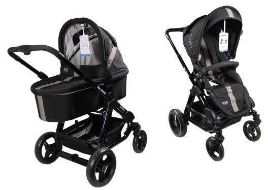 ABC Design Condor 4S sahara   Kombi Kinderwagen inkl. Tragewanne statt 304€ für 199,90€   Update