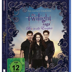 Die Twilight Saga The Complete Collection auf Blu-ray für 12€