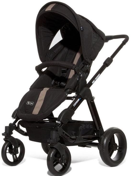 kombi Karre ABC Design Condor 4S sahara   Kombi Kinderwagen inkl. Tragewanne statt 304€ für 199,90€   Update