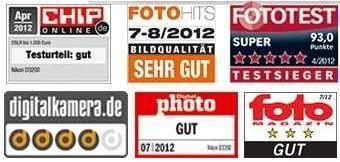 mein deal com781 NIKON D3200   24MP Kamera + 18 55mm VRII Objektiv für 294€