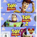 Toy Story 1-3 auf Blu-Ray für 13,18€