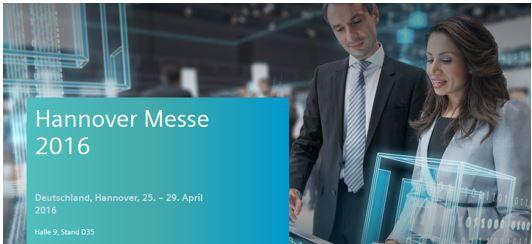 kostenlos Hannover Messe KOSTENLOS! Gratis Ticket für die Hannover Messe 2016 sichern!