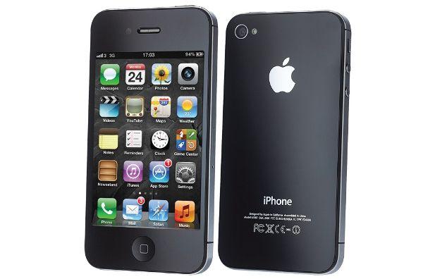 Apple iPhone 4S 16GB für 129,99€ (statt 169€)