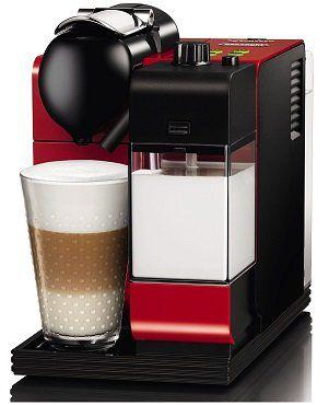 Nespresso Maschine, DeLonghi EN 520.R Lattissima für 219€ (statt 245€)