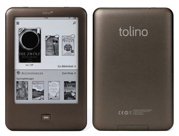 E Book Reader Tolino Shine für 77€ (statt 87€)