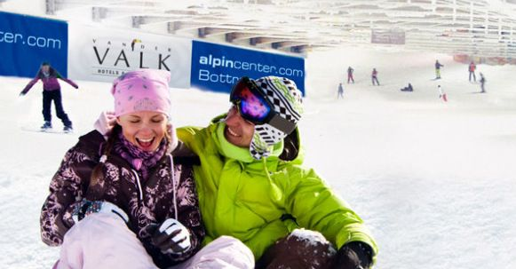 All Inclusive Tageskarten (Essen, Trinken & Wintersport) für das Alpincenter Bottrop ab 21,90€ p.P.