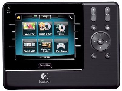 Logitech Harmony 1100 Advanced Universal Remote für 149,90€