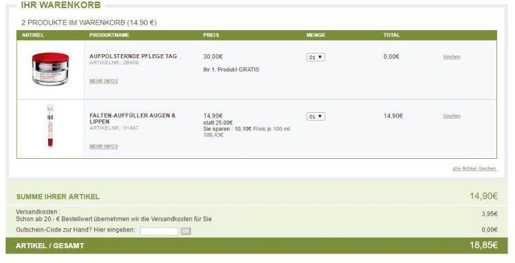 Yves Rocher: 1 Produkt GRATIS + 2 Proben + gratis Gesichtspflege Set (MBW 10€)