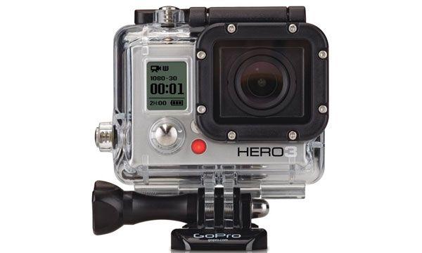 GoPro Hero3 White Edition + 2. Akku für 153,99€ (statt 210€)