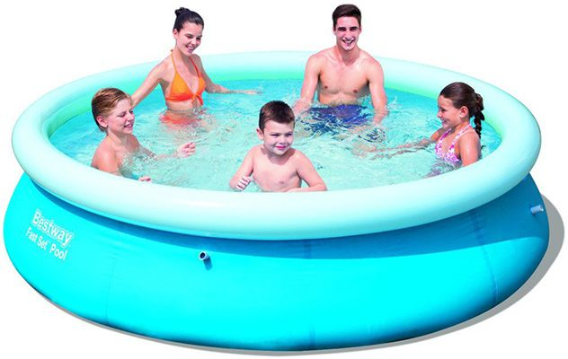 Bestway Fast Set Pool Set 305cm für 35,22€ statt 47€