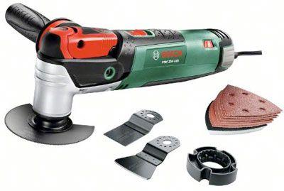 Bosch PMF 250 CES Multifunktionswerkzeug für 95,38€ (statt 116€)