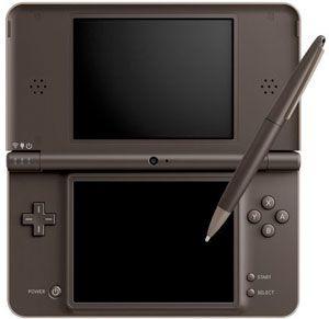 Nintendo DSi XL für 84€ in braun