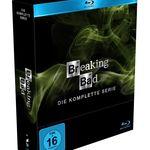 Breaking Bad – Die komplette Serie (Blu-ray) für 44€ (statt 63€)