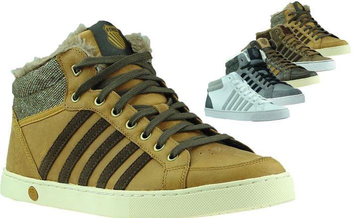 K SWISS Adcourt 72 Ledersneaker und andere je Paar 36,90€   wieder da!