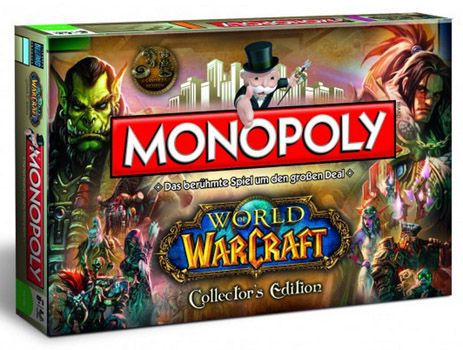 Monopoly - World of Warcraft