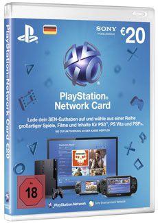 psn 40€ PSN Guthaben für 30,95€   Guthaben für das Playstation Network   wieder da!