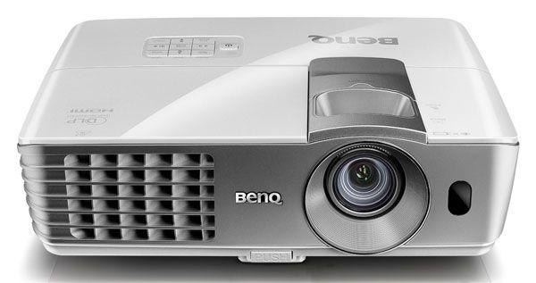 BenQ W1070+   3D Full HD DLP Projektor für 558€ (statt 689€)