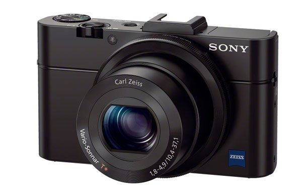 Sony Cyber shot DSC RX100 Mark II Digitalkamera für 395€ (statt 467€)