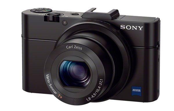 Sony Cyber shot DSC RX100 M Sony Cyber shot DSC RX100 Mark II Digitalkamera für 399€ (statt 524€)