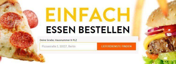 Vorbei: (Ab 18 Uhr) 8€ Gutschein für Pizza.de (nur 1.000 mal verfügbar, 12€ MBW)