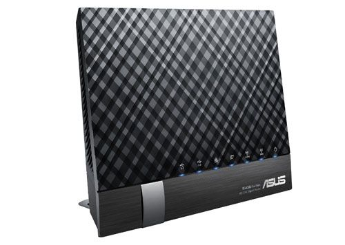 Asus Wireless AC1200 Asus RT AC56U AC1200 Dualband Gigabit Router für 79,90€ (statt 100€)