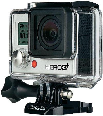 Go Pro Hero HD3+ Black Surf Edition  Euronics Cyber Week Deals u.a. mit GoPro Hero 3+  für 259€ (Vergleich: 269€)