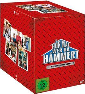 Hör mal, wer da hämmert   DVD Komplettbox Staffel 1 8 für 35€ (statt 44€)