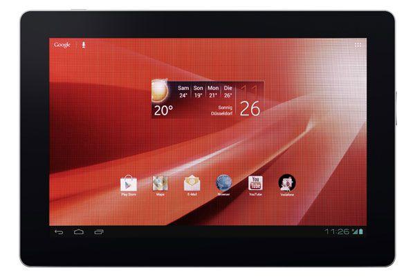 Lenovo Smart Tab II 10 für 119€   10 Tablet mit Android 4.0 und 16GB Speicher