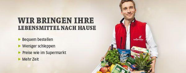 15€ Gutschein bei Bringmeister   Lieferservice für Lebensmittel