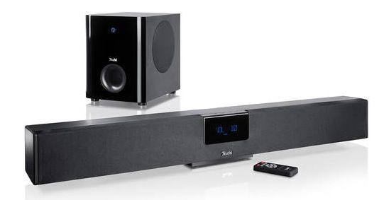 Teufel Cinebar 21 Virtual Surround Soundbar für 289€ (Vergleich: 430€)